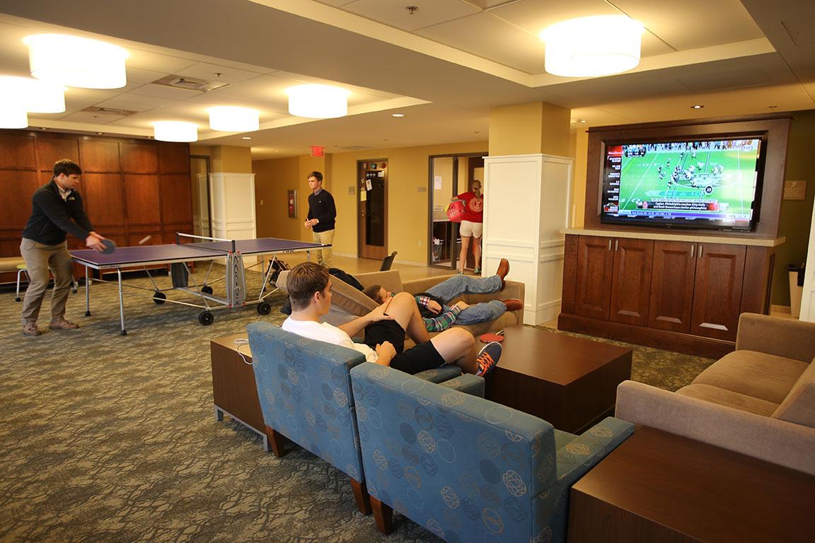 Founders Hall Housing University Of Arkansas